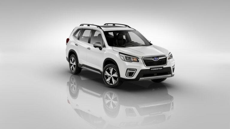 Choose Subaru's extraordinary SUV to keep you safe this September
