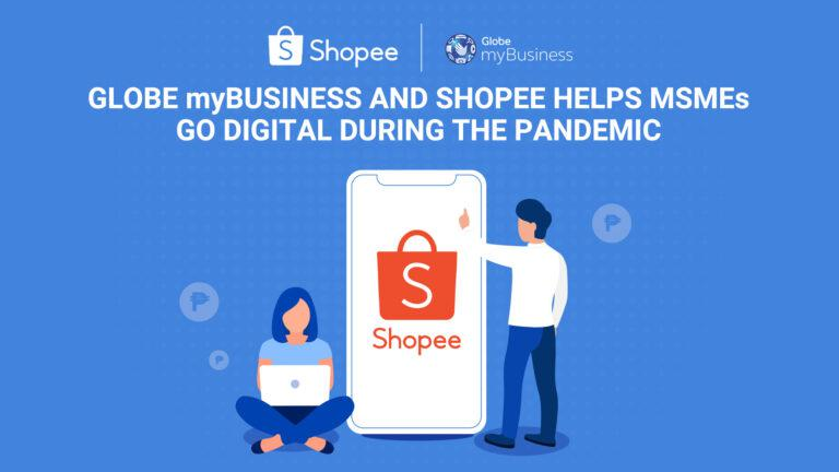 Shopee holds Sellers' Masterclass for Globe myBusiness MSMEs