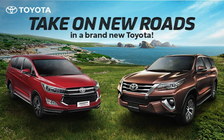 Here are Toyota's promos for September