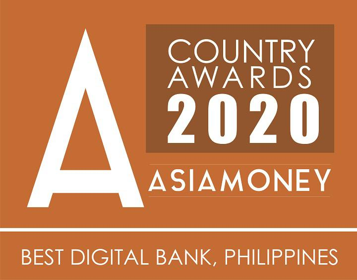RCBC is named PH Best Digital Bank 2020 by Asiamoney