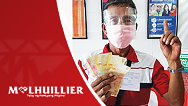 M Lhuillier offers faster and safer way to claim DA-RRP cash aid