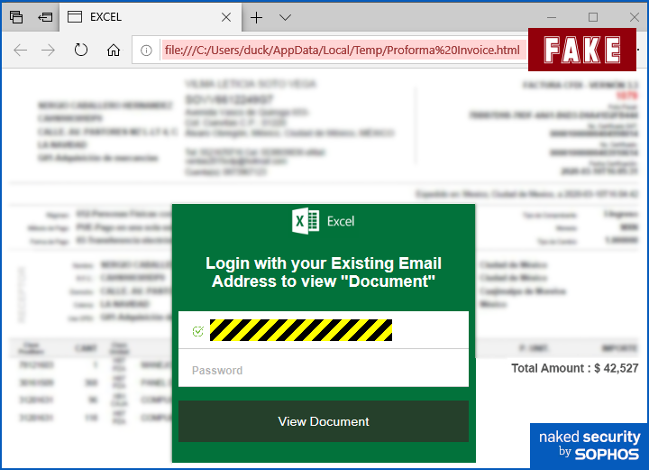 4 security tips to protect yourself from email phishing scams