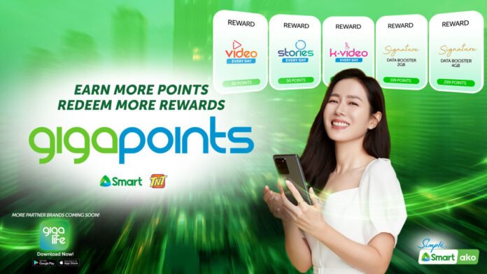 Smart GigaPoints
