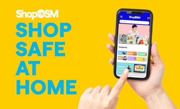 SM Safe Shopping