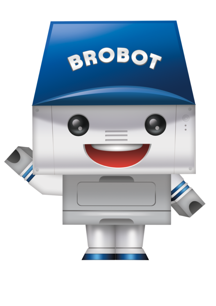 Brother Philippines introduces Brobot