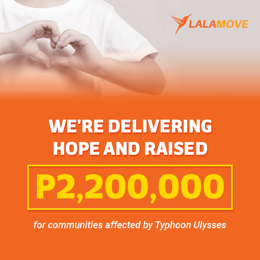 Lalamove Deliver Hope