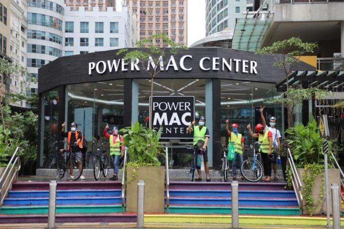 Power Mac Pay It Forward