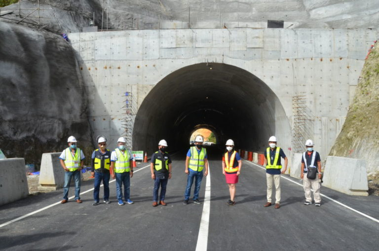 New SFEX road temporarily open motorists from Dec 28 to Jan 15