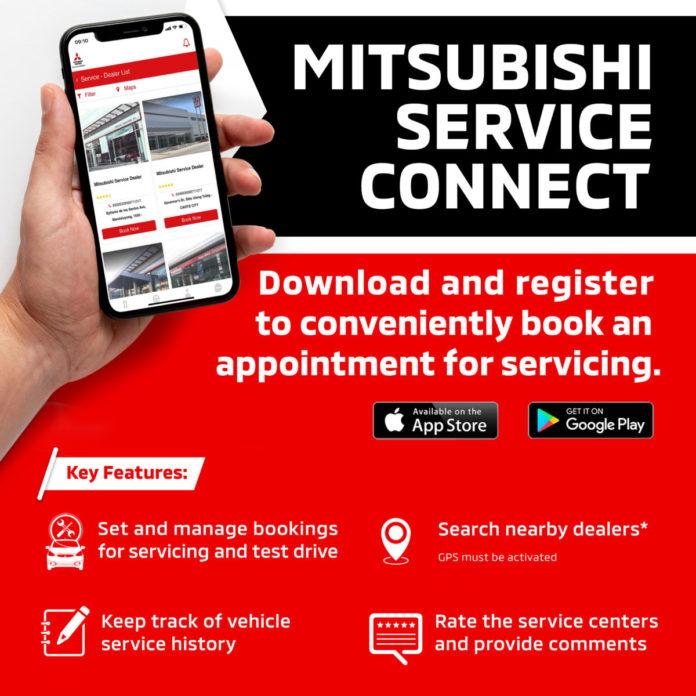 Mitsubishi App