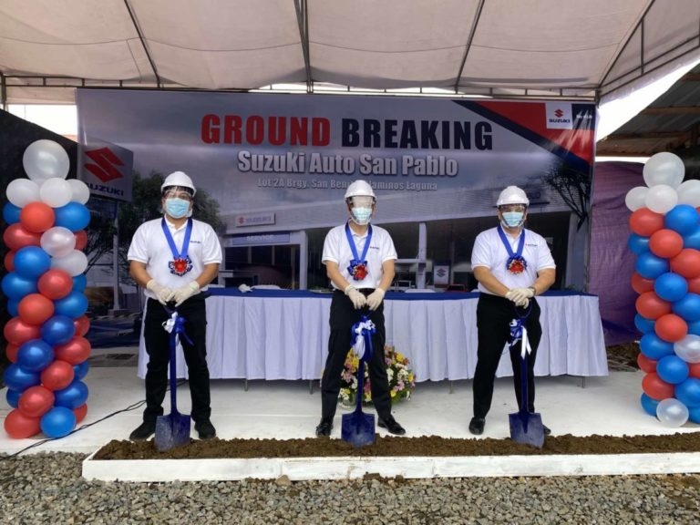 Suzuki Auto San Pablo soon to rise as Calabarzon dealership