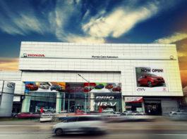 Honda Kalookan Inaugurates