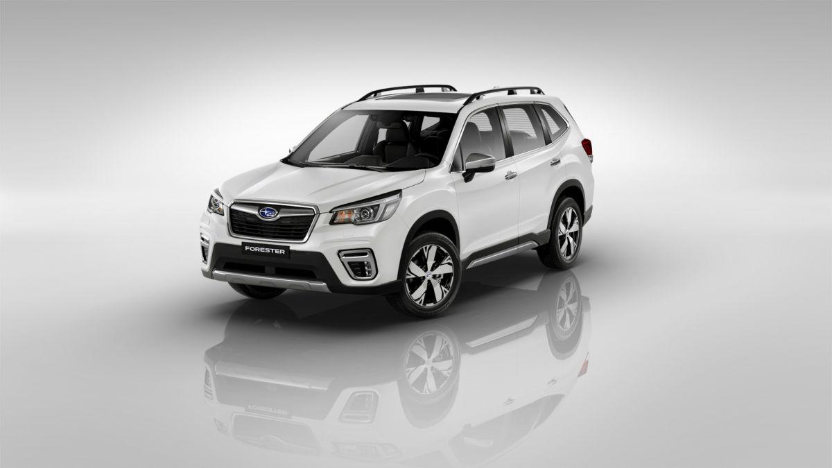 Subaru welcomes 2021