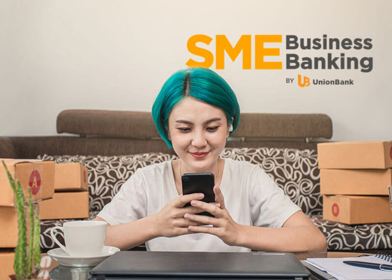 UnionBank SME banking app is  all-in-one access platform to empower small businesses