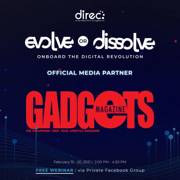 Gadgets Partnership w/ DIREC Business