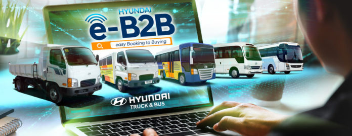 Hyundai e-B2B