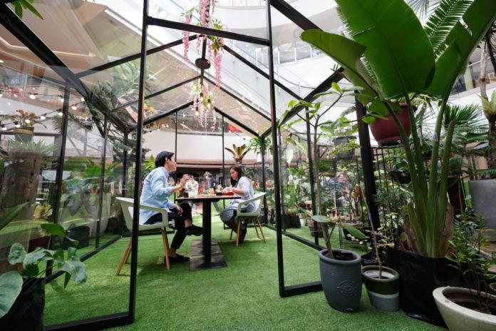 SM Glass Garden