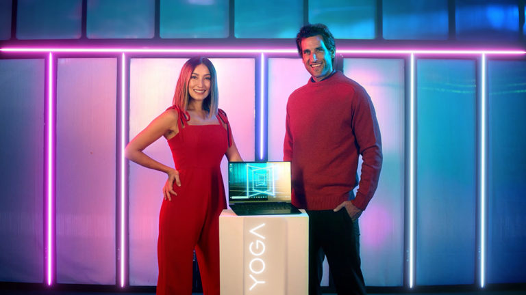 Lenovo Yoga 'For All of Us' campaign