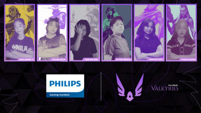 Philips Gaming Fulcrum Valkyries