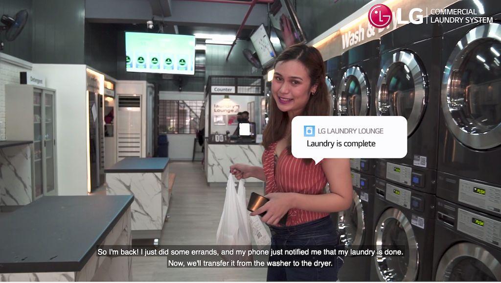LG Smart Laundry