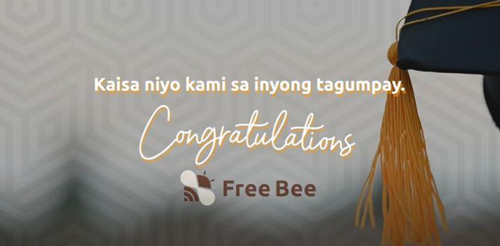 Liwanag ng Tagumpay: Free Bee celebrates graduation season with OFWs
