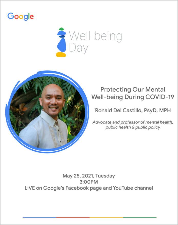 Google Mental Health
