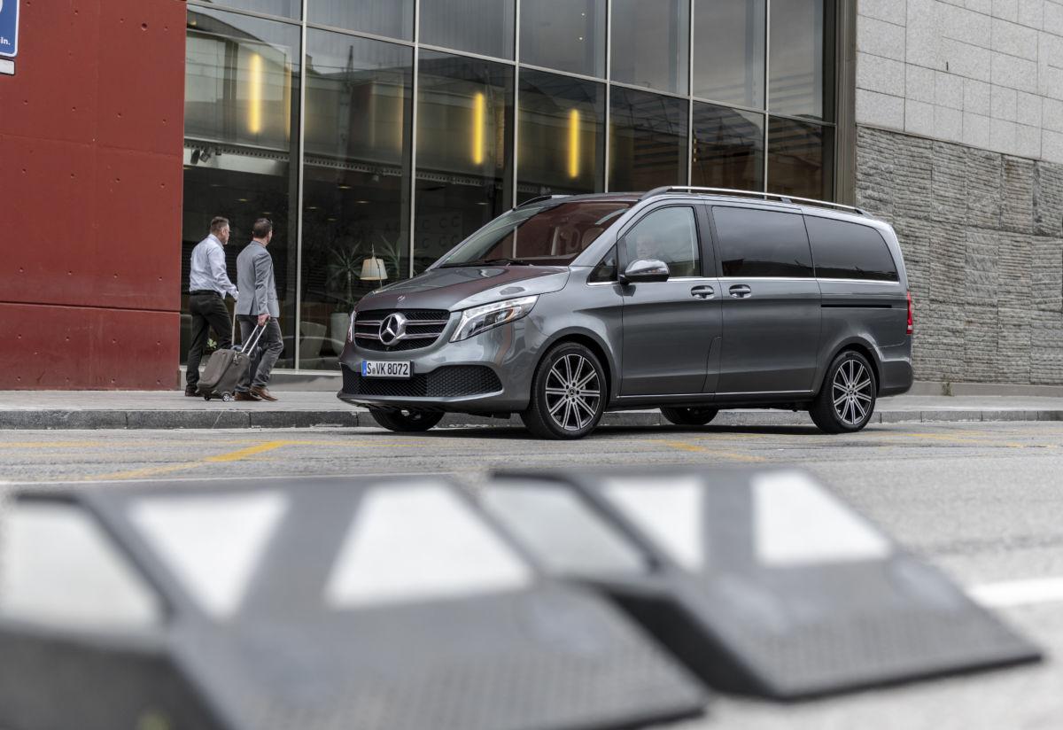 Mercedes Benz-V CLass