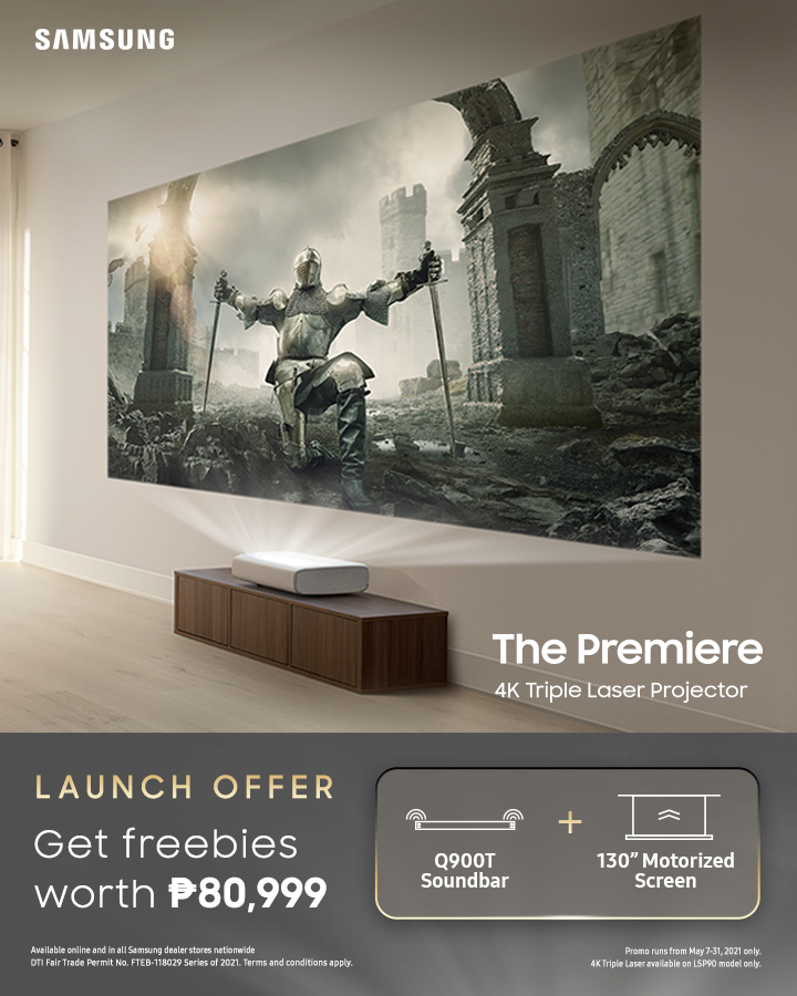 Samsung The Premiere