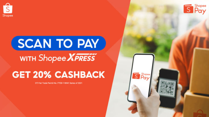 Shopee Scan to Pay