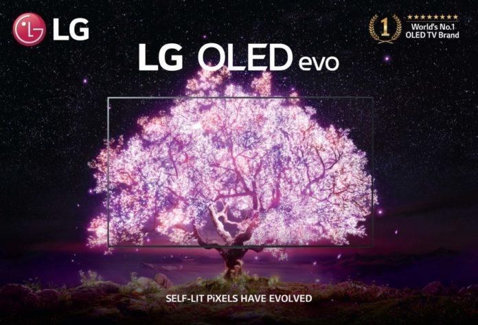 LG OLED evo