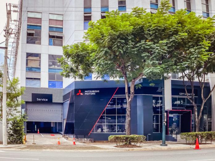 Mitsubishi BGC