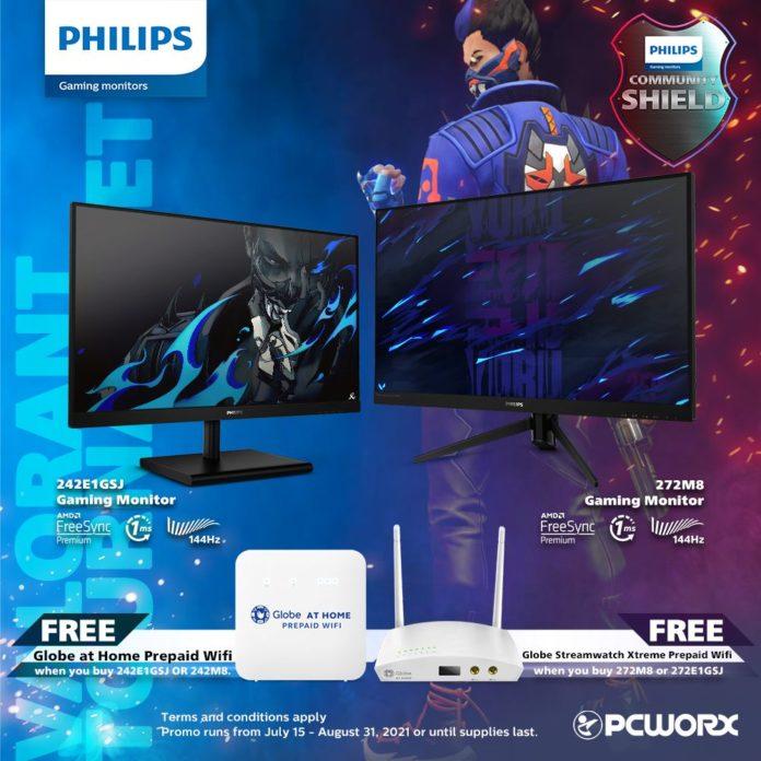 Philips Gaming Monitors