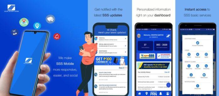 SSS Mobile App