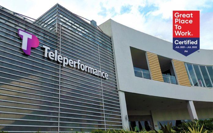 Teleperformance PH