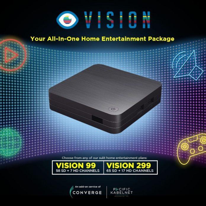VISION Xperience Box