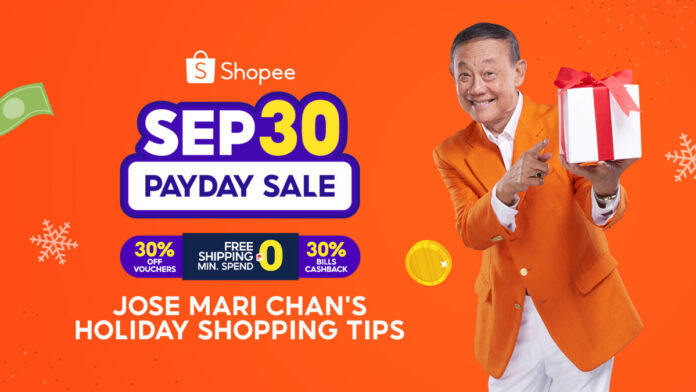 Jose Mari Chan shares tips for finding the perfect Christmas gift and avoiding last-minute Holiday shopping