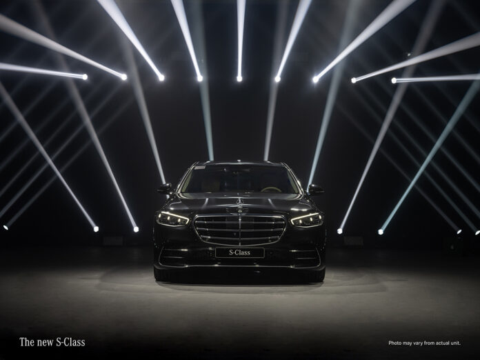 The new Mercedes-Benz S-Class: the benchmark of luxury sedans