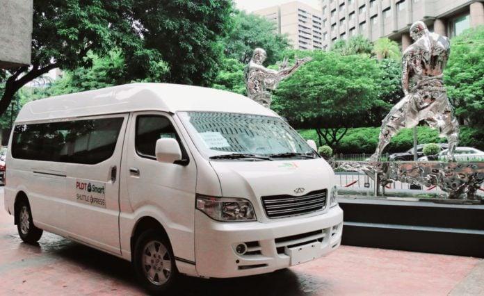 EV service vehicles