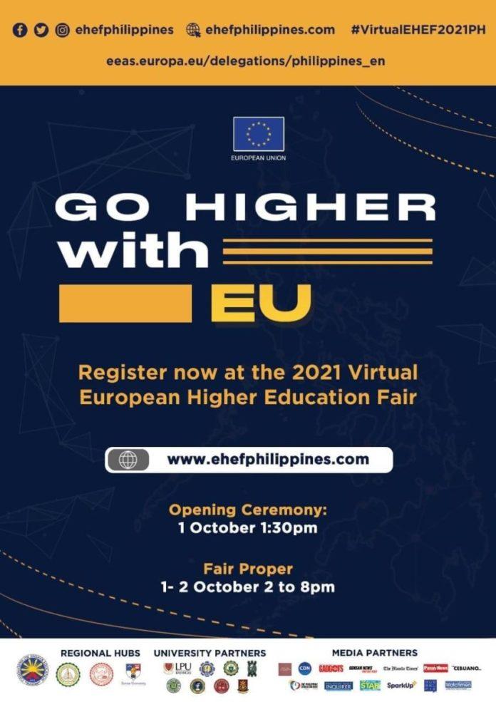 European Higher Education Fair