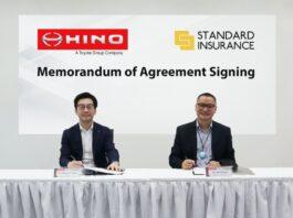 Hino Motors Philippines launches Hino Insure