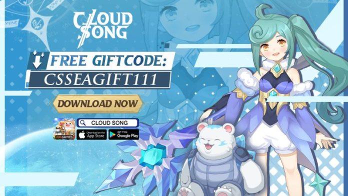 Action RPG Cloud Song: Saga of Skywalkers is here