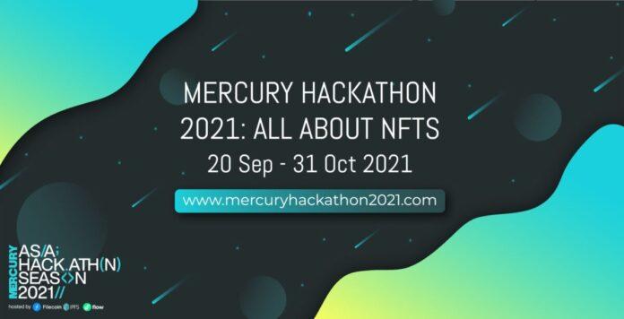Mercury Hackathon 2021