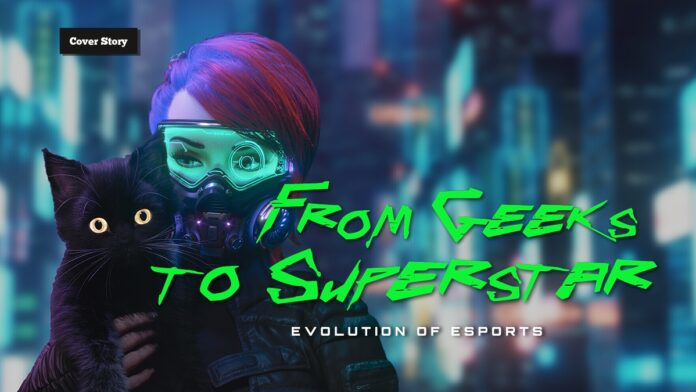 eSports evolution